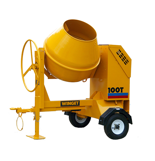 reversing drum concrete mixer has low Jzm series mixer is a gravity type of double-conic reversing drum concrete mixer,  helical ribbon/spiral ribbon blade,has high mixing efficiency & low.