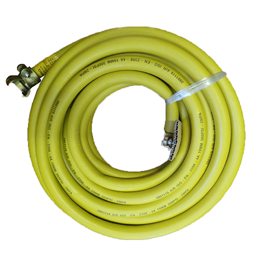 Air hose associated product USE