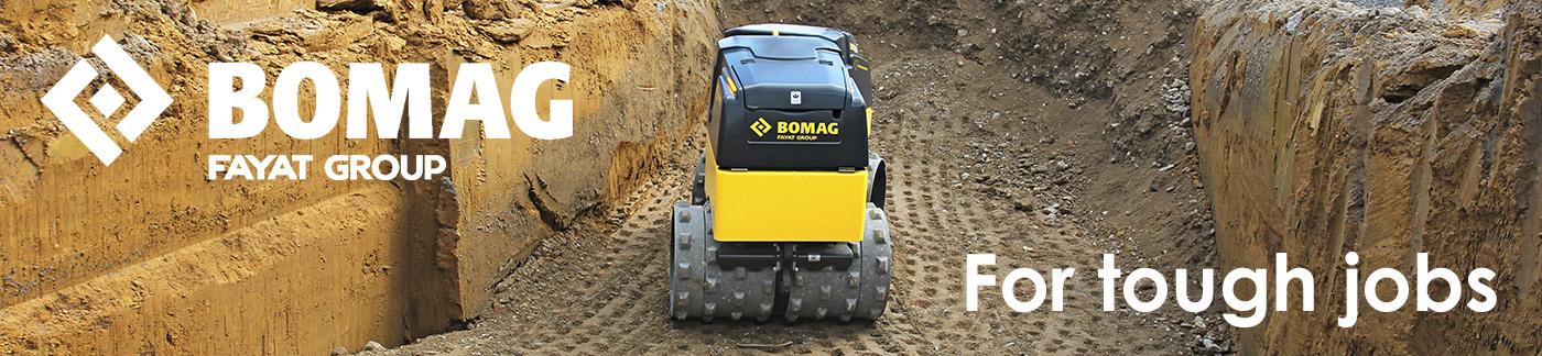 BOMAG BANNER 1400PX 324PX6161