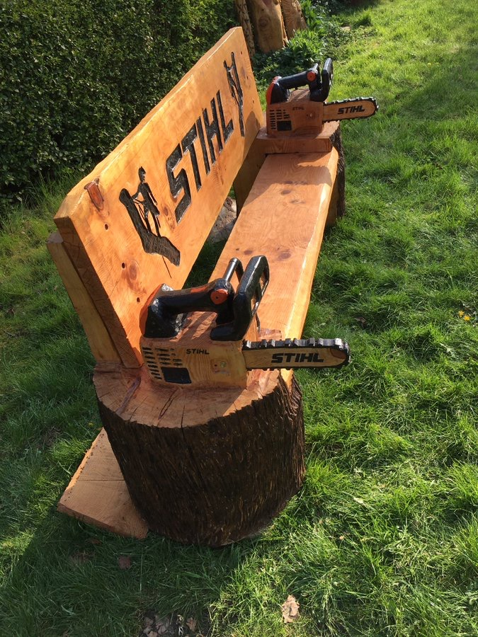 Stihl Saw bench
