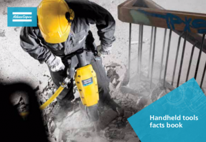 Atlas Copco Handtools Factsbook