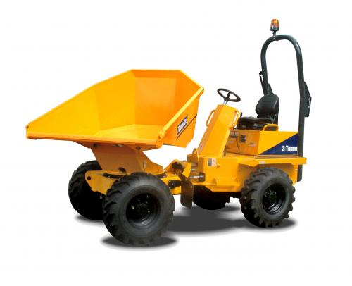 3 Tonne Powerswivel